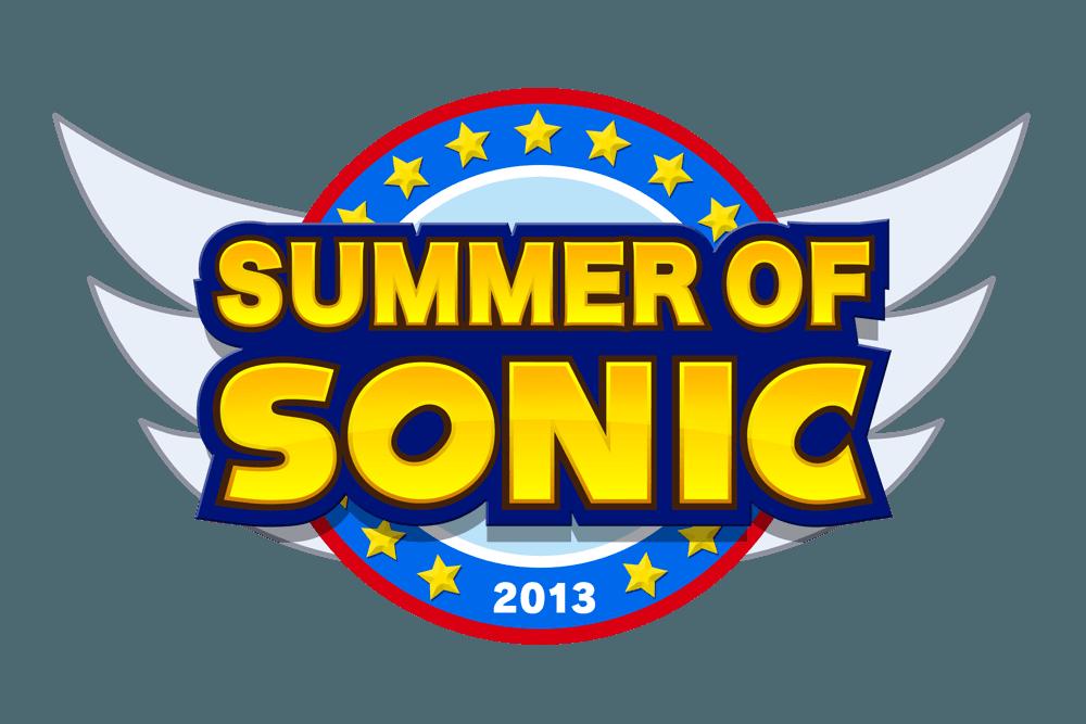 Logo Summer of Sonic 2013