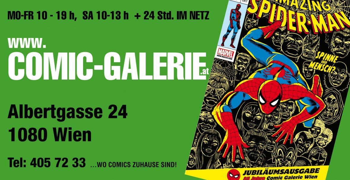 Comic Gallerie Wien