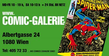 Comic Gallerie Wien